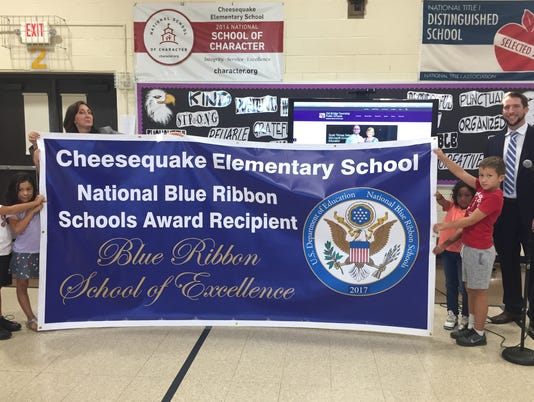 Old Bridge Township Schools/Cheesequake Elementary