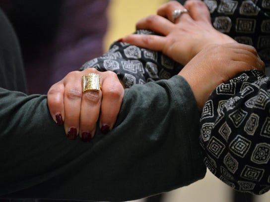 Exchange Muslim Women Self Defense (2)