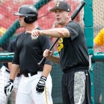 Rick Heller happy to keep recruiting class intact despite big MLB Draft losses