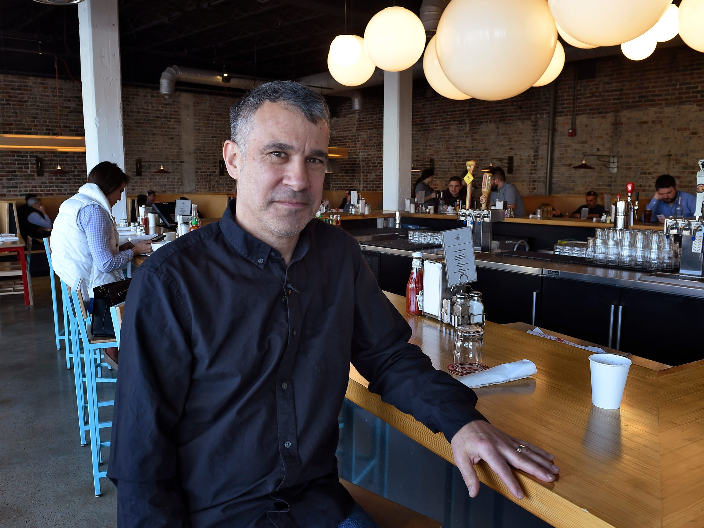 Bob Bernstein is the owner of the restaurant group