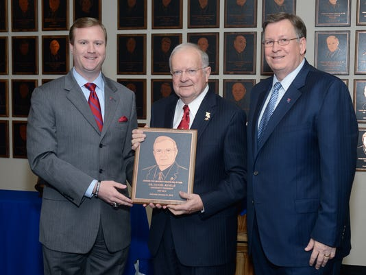 2015 Hall of Fame Induction