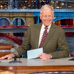 Punchlines: The late-night comics say farewell to Letterman