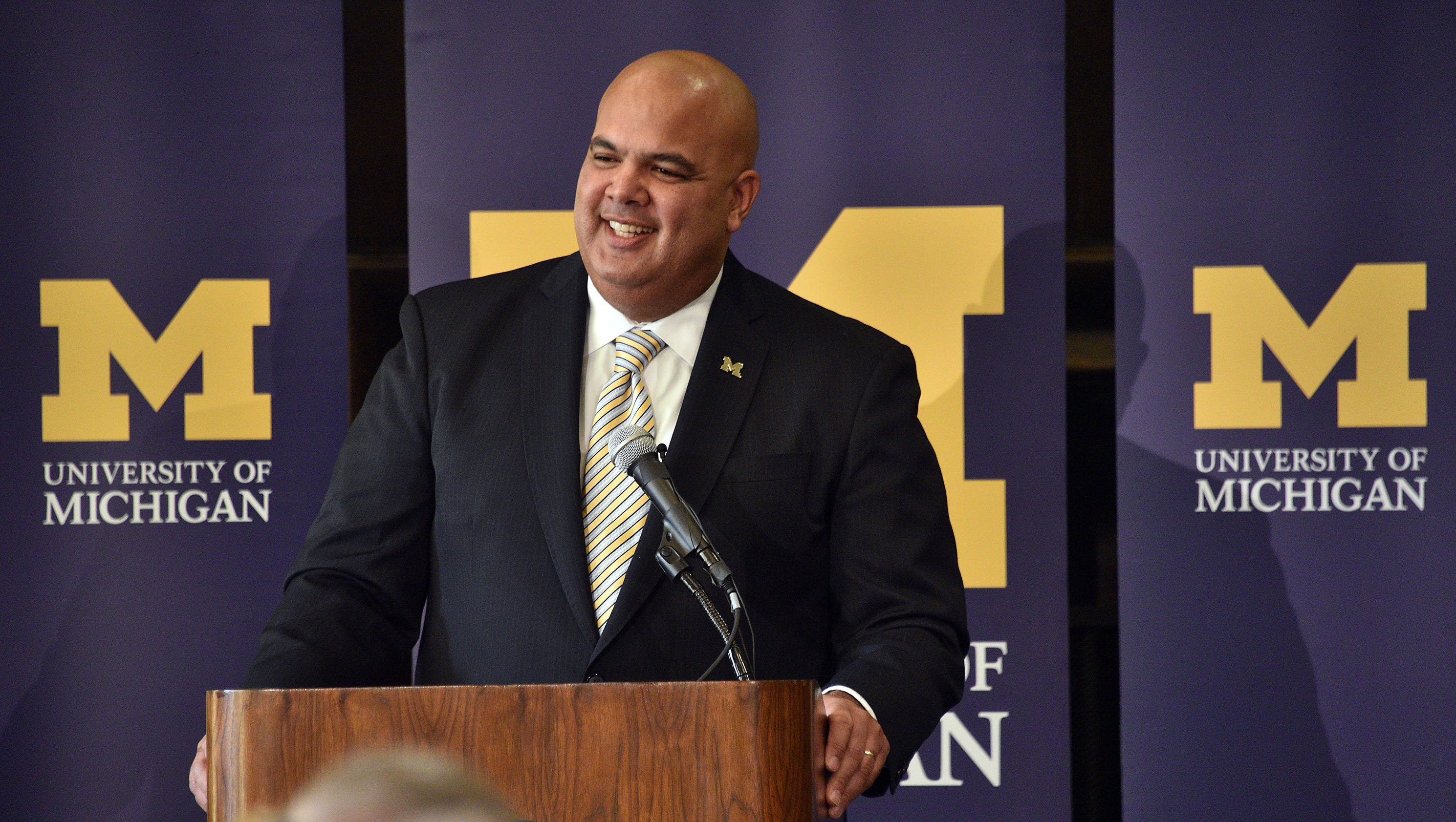 Exclusive Q&A with Michigan AD Warde Manuel