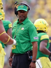 Oregon head coach Willie Taggart needs to show that he can recruit and develop a quarterback.