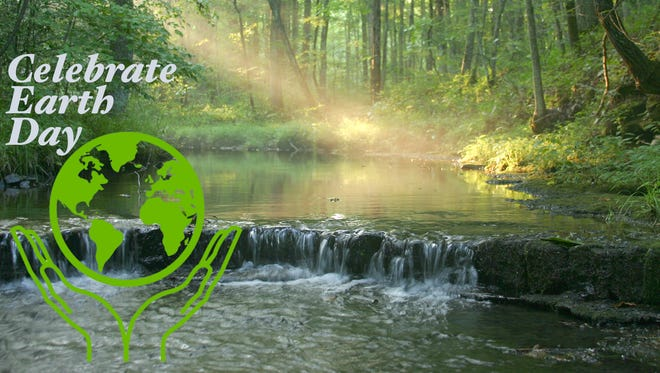 Volunteers are needed to help clean up Turnbull Creek in Fairview's Bowie Nature Park on Saturday, April 22.