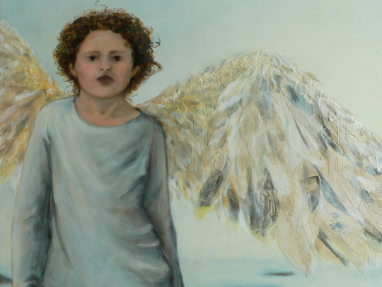 """Flight of Icarus"" by Stacey Pritchard"