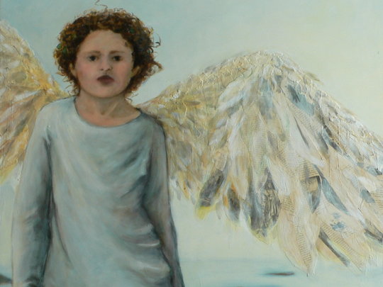 """""""Flight of Icarus"""" by Stacey Pritchard"""
