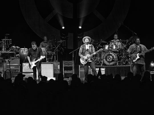 Ben Harper and the Innocent Criminals play New Brunswick and Atlantic City this weekend.