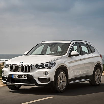 BMW is introducing a new version of its X1, its entry-level crossover SUV