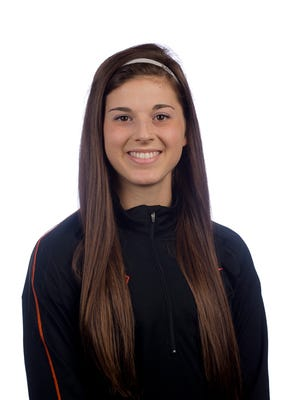 Oregon State junior Emily Weber