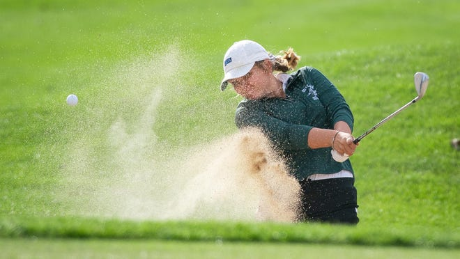 Boylan's Ella Greenberg, who finished eighth in Class 1A as a freshman, won the last Rockford Girls Junior city golf title in 2019, but Rockford Park District officials say they stopped holding the tourney because too many of the best players did not enter it.