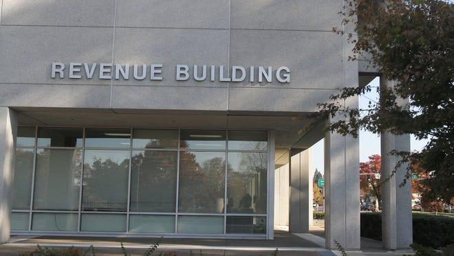 Oregon Department of Revenue Revenue Building.