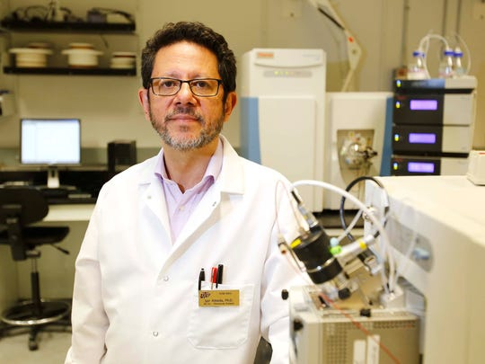 Igor Almeida, Ph.D., a faculty member in UTEP's Department of Biological Sciences, has been researching Chagas' disease for three decades.
