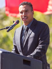 Southern Utah University head football coach Demario