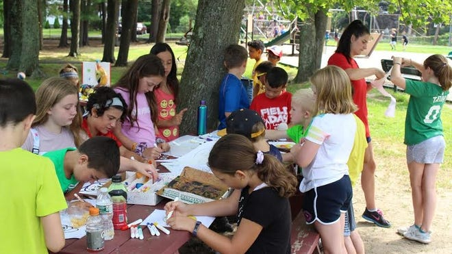 This year, campers in Burlington Parks and Recreation programs will be limited to groups of 10, and wear masks to protect against transmission of COVID-19.