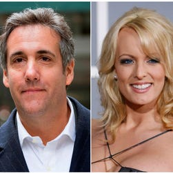 Michael Cohen says he will plead the Fifth Amendment in Stormy Daniels case