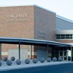 If you want to play sports or park in school lots at Oak Creek, drug testing could be in your future