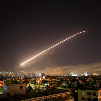 105 to 0: Why Syria's air defenses failed to intercept a single incoming missile