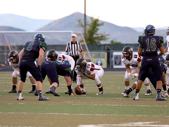 Damonte Ranch is No. 1 again this week