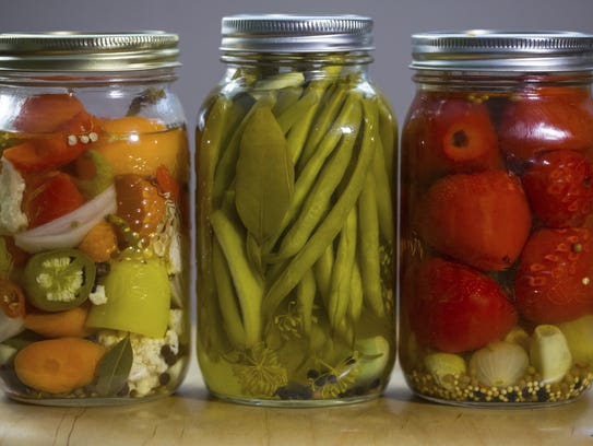 Preserving food was once considered a lost art.