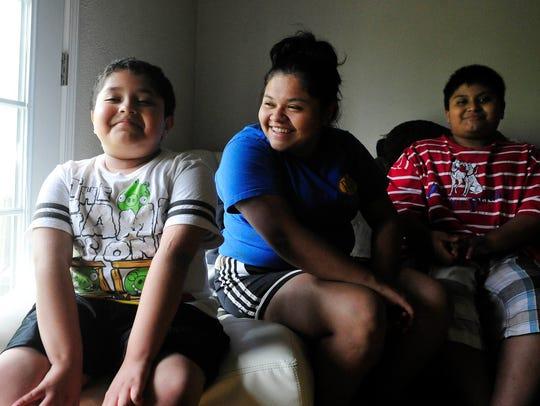 Adriana Herrera, a senior who is undocumented and will