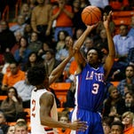 Former Louisiana Tech shooting guard Raheem Appleby has signed to play overseas in Hungary.