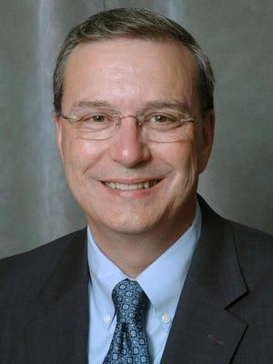 Spencerport Superintendent Michael Crumb