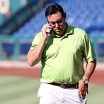The Phillies announced Thursday they will not extend the contract of general manager Ruben Amaro, Jr.