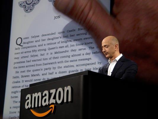 AP Amazon Kindle