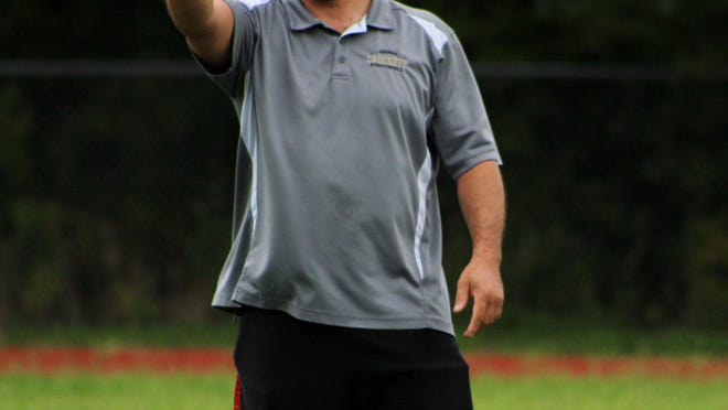 Darrick Norton, who served as Crockett's defensive coordinator last season, has been hired as interim head coach for 2020. He also has coached at Bedichek Middle School in the Austin school district.