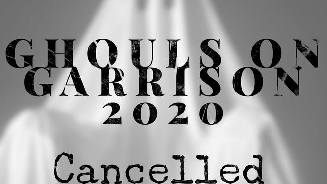 Ghouls on Garrison has been canceled for 2020 due to COVID-19.