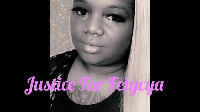 """Friends and family members are calling for """"Justice for Felycya"""" after the 33-year-old transgender woman was found dead Saturday in an Augusta park."""