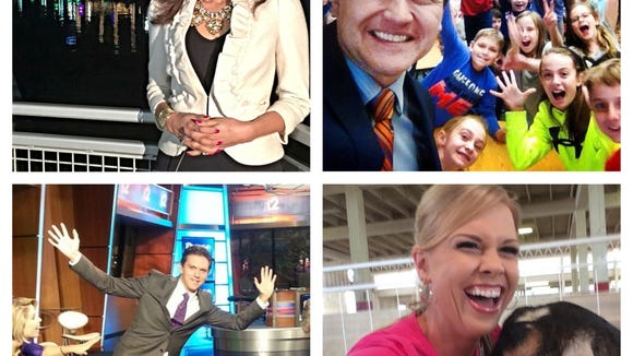 Happy National Weatherperson's Day to our wonderful weather team!