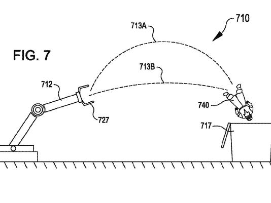 Amazon gets flak from Little People over 'dwarf-tossing' robot patent