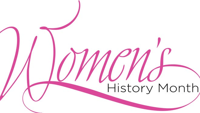Heading, Woman's History Month