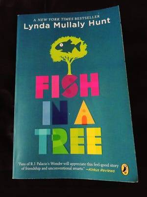 Hunt's depiction of protagonist Ally's learning struggles is relatable in this uplifting story chosen as this summer's Community Read in Barnstable.