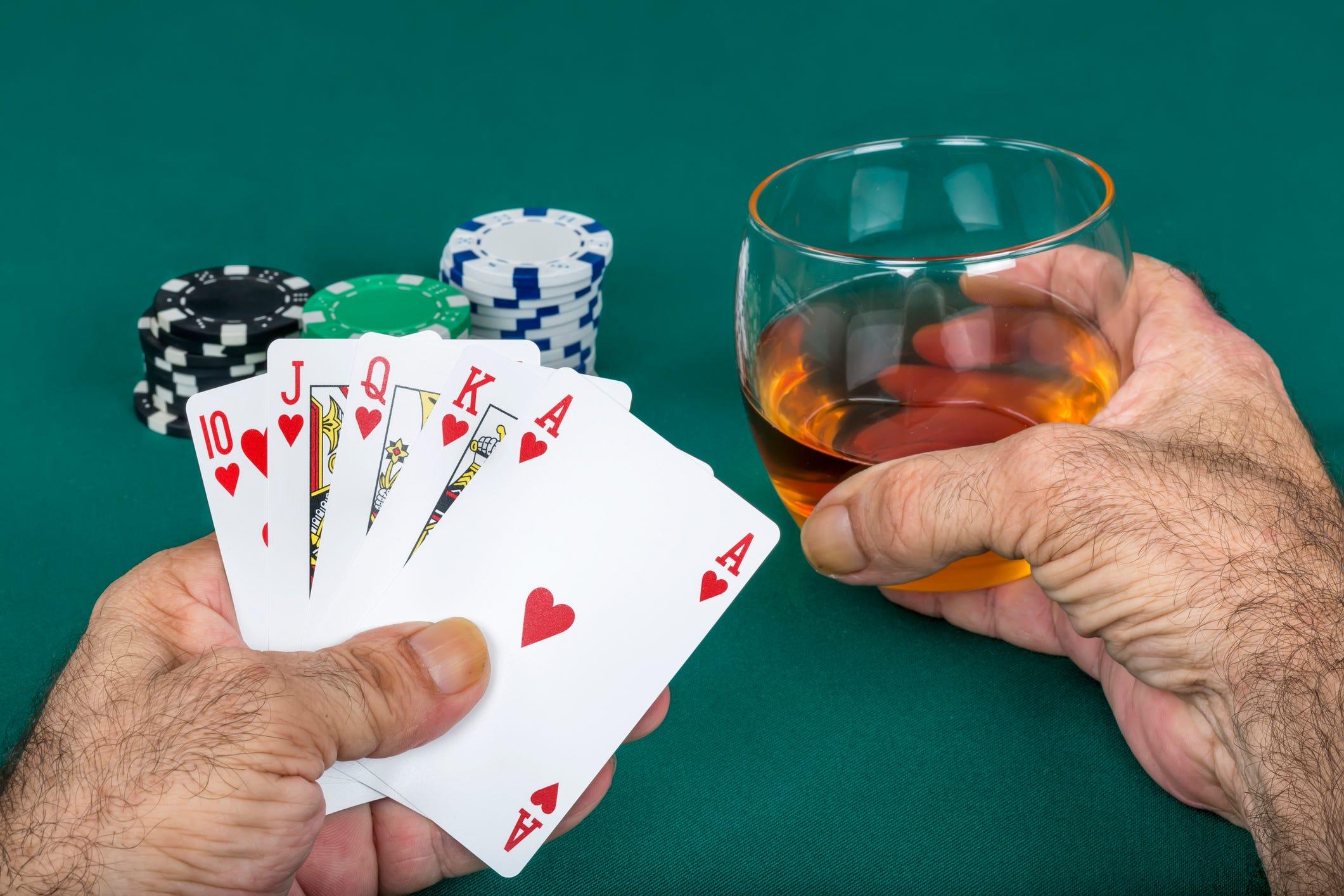 Free drinks at casinos michigan gambling wordpress
