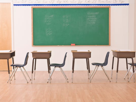 ... the 40th state for teachers. (Photo: Advertiser file photo) Buy Photo