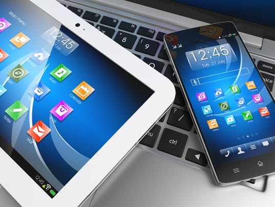 Digital and Mobile devices.