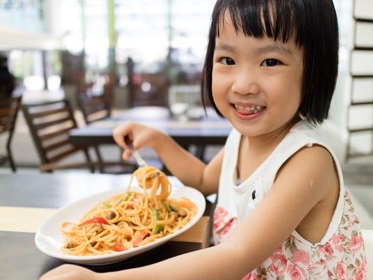 Where kids eat free