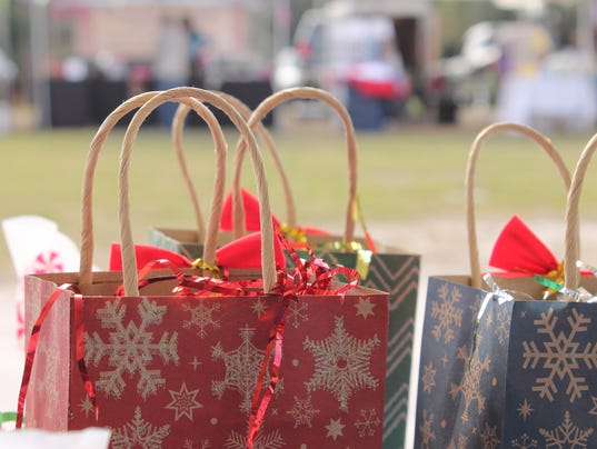 Holliday Gift Bags