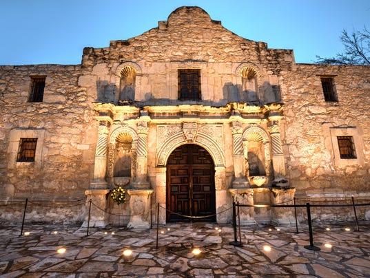 HDR of the Alamo