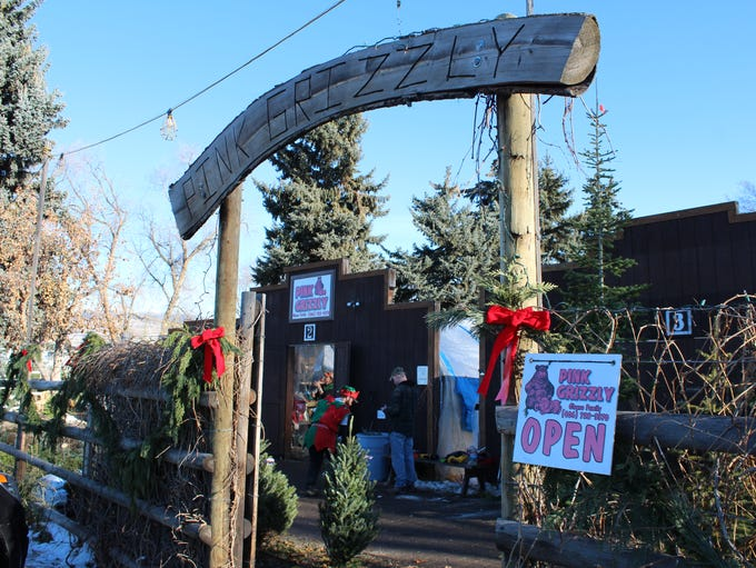 The Pink Grizzly Greenhouse has been a fixture in Missoula
