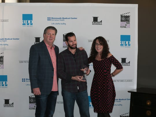 Asbury Park Music in Film Festival Awards at Taka in Asbury Park on April 10, 2016. (Photo by Keith A. Muccilli/ Staff Photographer)
