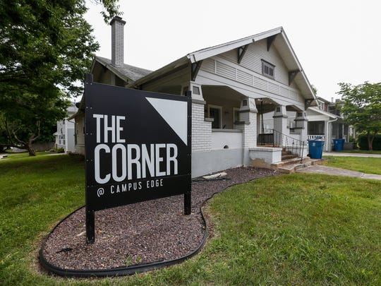 The Corner @ Campus Edge is one of the properties that NBA star Anthony Tolliver has invested in.