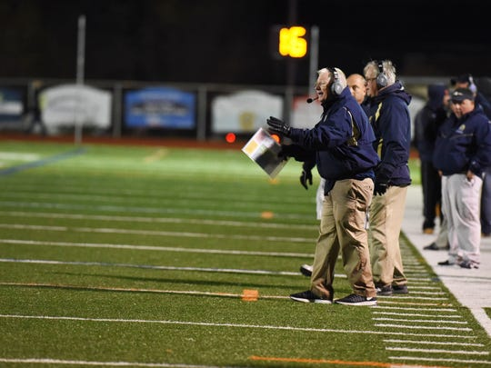Scenes from Friday's regional final between Lourdes and Cornwall.
