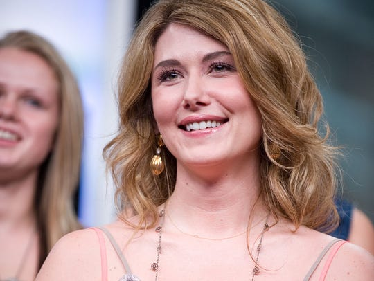"""Jewel Staite (Kaylee on """"Firefly"""") will be at Visioncon in Springfield this weekend."""