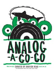 Dogfish Head's first upstate Analog-A-Go-Go will be held at Bellevue State Park on Sept. 17.
