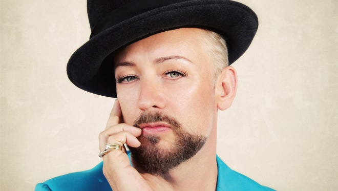 """Boy George releases his first studio album in 18 years, """"This Is What I Do."""""""