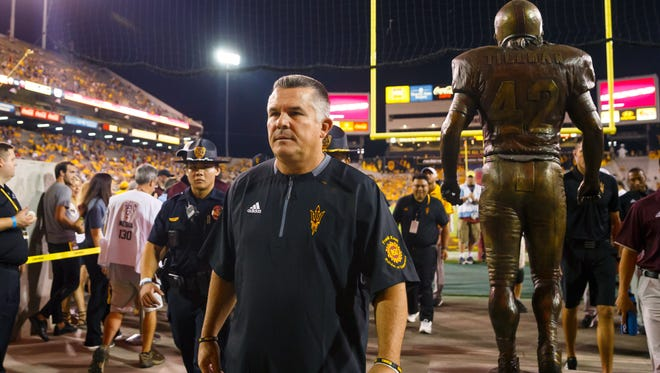 Arizona State Sun Devils head coach Todd Graham has received another commitment for his 2018 class.